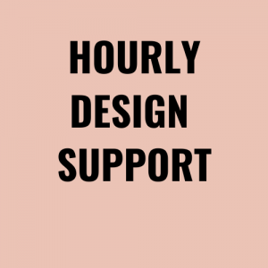 hourly design support