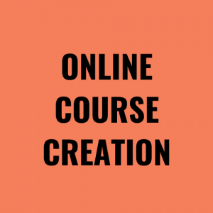 online course creation package